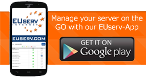 manage your contracts with EUserv App